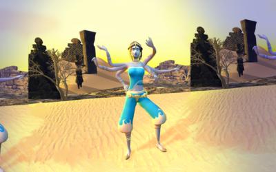 Anamika VR - godin zonder naam