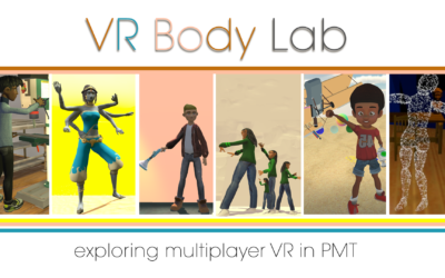 VR Body lab - Psychomotorische Therapie