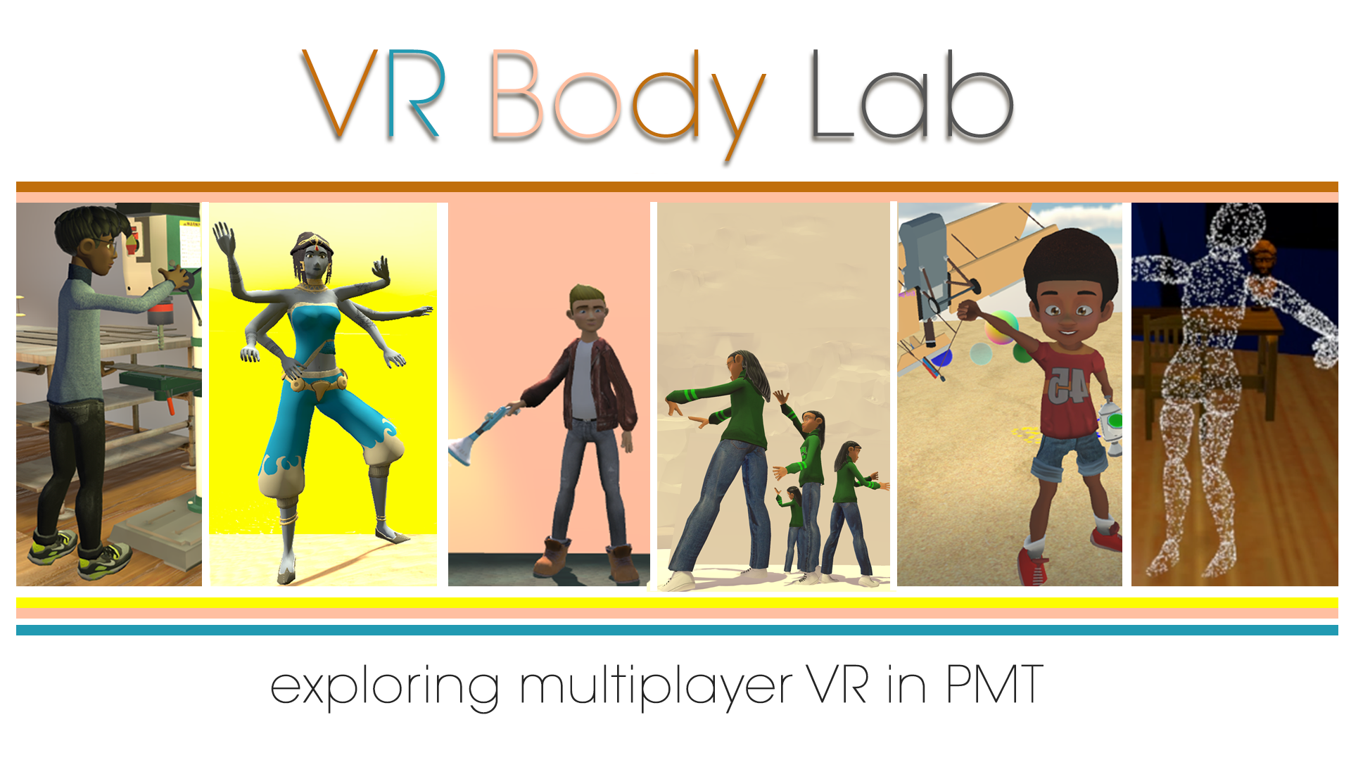 VR Body lab – Psychomotorische Therapie