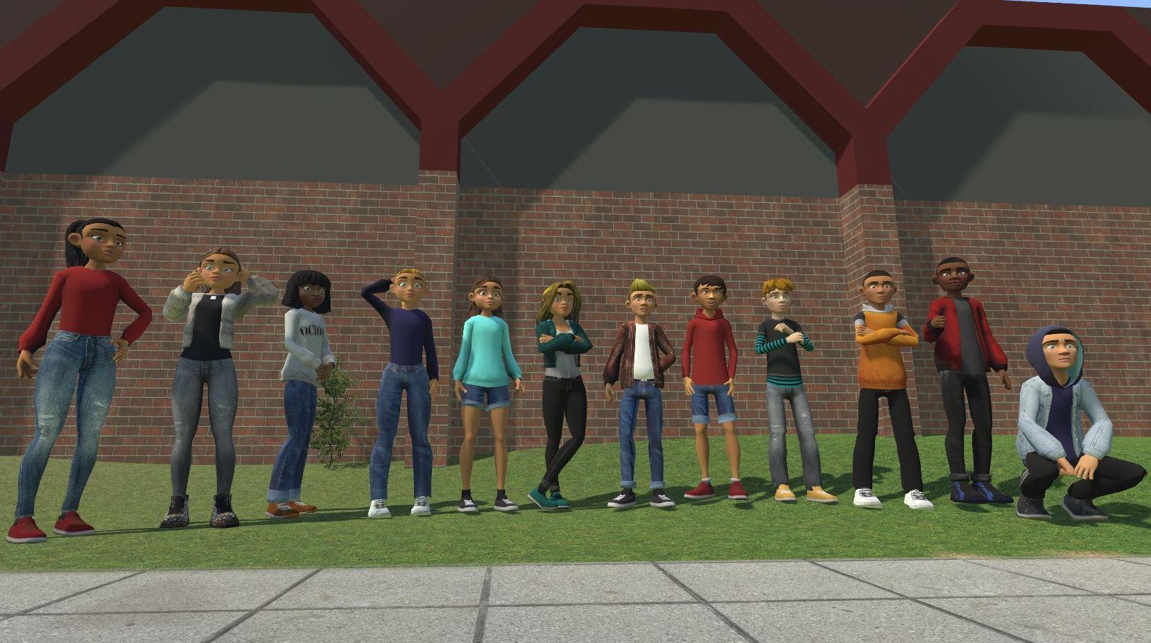 VR-game co-creatie met jongeren