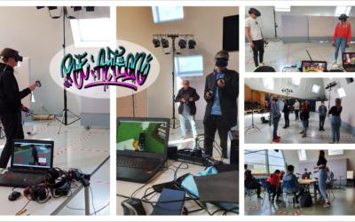 RE:ACTION VR co-creatie met jongeren