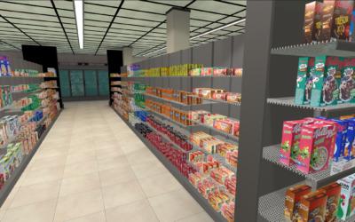 Virtual Supermarket